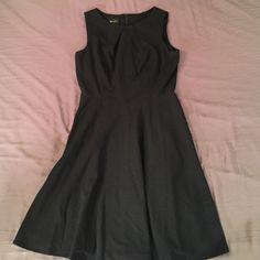 AB Studio Black A-Line Dress - Black Size 12 AB Studio Black A-Line Dress - Black Size 12 AB Studio Dresses