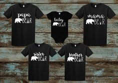 Popular items for mama bear on Etsy