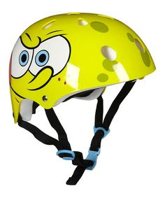 Take a look at this SpongeBob Kid's Helmet & Bell by Pacific Cycle on #zulily today!