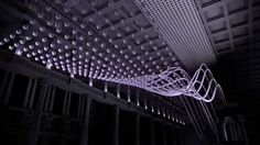 DANCING SPHERES - Kinetic Installation