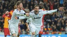 Los Blancos shine at the Bernabeu, while the Turks spent a miserable evening. League News, The Turk, Champions League, Real Madrid, Highlights, Tops, Sports, White People, Hs Sports