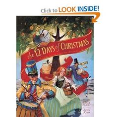 Celebrate Epiphany with this book about the song, 12 Days of Christmas.  Its one that explains the possible symbolism in the lyrics.  Great for kids ages 4 - 8