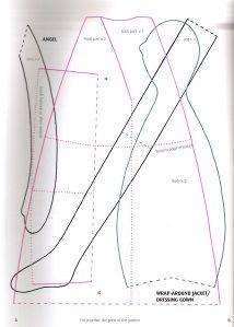 Angelo Tilda pattern... Tilda is a long, tall fabric doll, lots of variations.