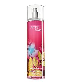 Amber Blush Fine Fragrance Mist - Signature Collection - Bath & Body Works this is supposed to smell like crystal noir - i would like to try it out Bath Body Works, Bath And Body Works Perfume, Bath N Body, Perfume Body Spray, Bath And Bodyworks, Best Perfume, Fragrance Mist, Perfume Fragrance, Body Mist