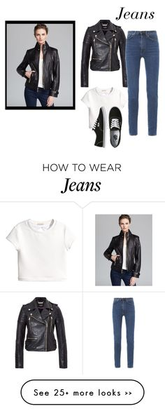 """Jeans"" by solbranca on Polyvore"