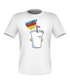 Brand New Fun Custom Aqua Teen Hunger Force T-shirt ATHF #2