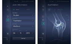 OrthoSonos Joint Monitor on Behance