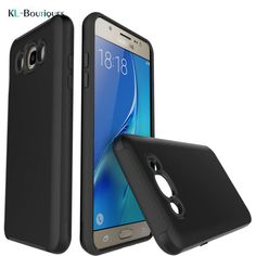Luxury Case For Samsung J5 J7 Prime Phone Simple Cases For Galaxy J510 J710 On5 On7 2016 2 in 1 Double Protection Back Cover
