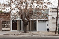 The Bazan House by SMF Arquitectos.