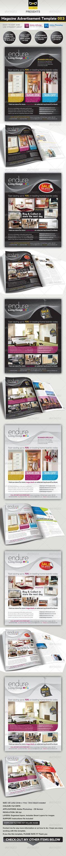 Magazine Advert Template 003