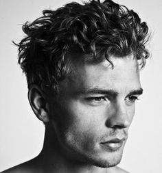 Curly Hairstyles For Men - Men's Hairstyles and Haircuts 2016