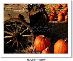 Harvest  - Artwork  - Art Print from FreeArt.com