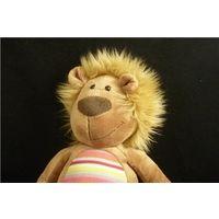 Paperchase stripy lion plush toy. Lost :-(