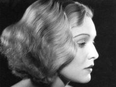 Actress Madeleine Carroll (1906-1987)