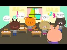 Good Morning Song | Circle Time Song for Children - YouTube