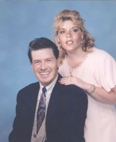 """The Beckhams (from a website called """"If celebrities moved to Oklahoma"""")."""