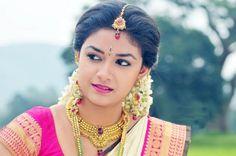 தனது காதலைப் பற்றி கீர்த்தி சுரேஷ் ஓபன் டாக்.... - Manithan