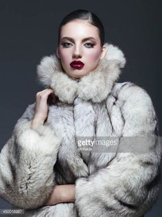 Fur Coat Stock Photos and Pictures