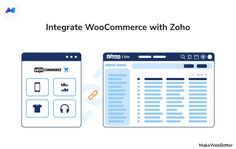 eCommerce isn't only about buying and selling. There are plenty of eCommerce challenges businesses encounter once they start running their online store. And the very first challenge is to move your business online. Now here, WooCommerce helps you by charging nothing so you can create your online store for free. I think this is the […] The post How to Integrate WooCommerce with Zoho CRM? appeared first on MakeWebBetter. Ecommerce Store, Top Blogs, How To Start Running, Integrity, Online Business, Effort, Create Yourself, Challenges, Learning