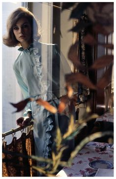 Jean Shrimpton, New York City, 1962 PhotoDavid Bailey