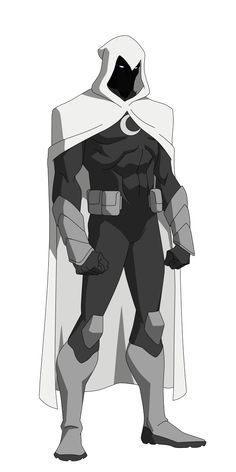 Moon Knight Redesign by Bobkitty23.deviantart.com on @DeviantArt