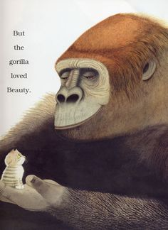 Anthony Browne (Yorkshire, UK) - Little Beauty