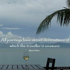 Glücksstreben, 15 inspirierende Travel Quotes