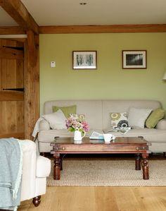 Border Oak Framed Sitting Room