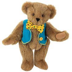 "15"" Happy Day Bear from Vermont Teddy Bear. $59.99 #Birthday #Gift #TeddyBear"