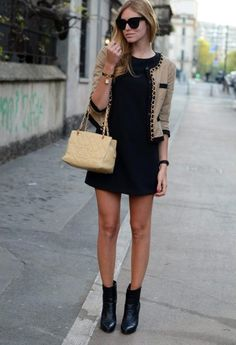 Outfits treintañeros que muestran que el estilo no está en la edad