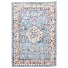 Jaipur Tabriz Emilion Machine Made Rug #laylagrayce