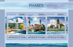 New Stamps with Lighthouses (Since 2010 to....)