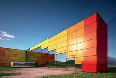 fachadas metalicas - Buscar con Google