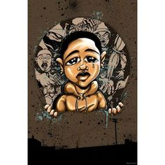 "Maxwell Dickson ""Street Story"" Graphic Art on Canvas Size: 30"" H x 20"" W"