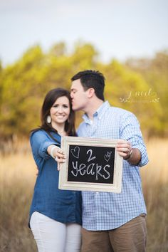 Great idea for any wedding anniversary!!!!!