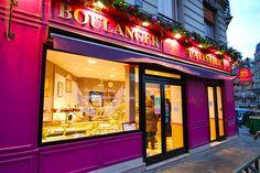 Boulanger Patisser, Paris.