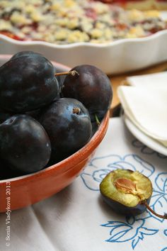 Plum, Fruit, Food, Eten, Meals, Diet
