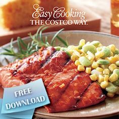 'Easy Cooking' Recipe Book with Costco  free download