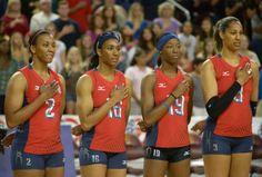 volleyball Team USA!