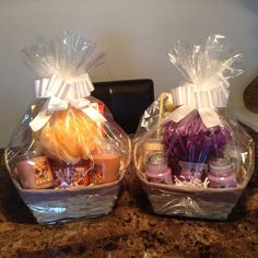 Gift baskets for all occasions packed with quality items in a reusable keepsake container.