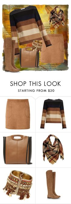 """""""Style nr 140"""" by valerie-42 ❤ liked on Polyvore featuring Dorothy Perkins, MaxMara, Maje, Sylvia Alexander and Monsoon"""