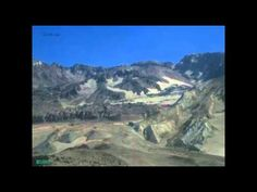 ▶ Mount St. Helens' Runaway Glacier: A time-lapse video of Crater Glacier - YouTube