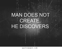Man discovers
