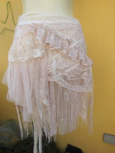 vintage inspired fantasy lace bohemian gypsy by wildskin on Etsy, $70.20