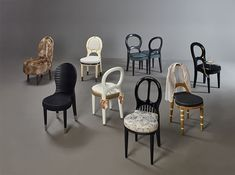 Promemoria | Bilou Bilou: Iconic Dining Chair