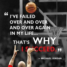 """Worked for #michaeljordan #motivationalquotes #sportsquotes #sportslover #sportsbarker #quotestoliveby"" Photo taken by @sportsbarker on Instagram, pinned via the InstaPin iOS App! http://www.instapinapp.com (09/22/2015)"