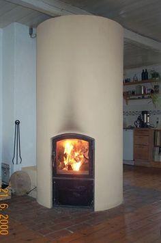 Den runde masseovn - indbygget varmekilde og pizza ovn?