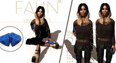 -FAUN- Diamond Girl Plus Coin Purse
