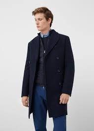 Prendas abrigo hombre