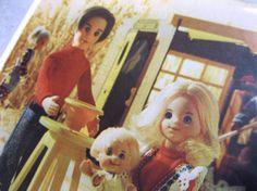 Vintage Mattel Sunshine Family Ad 1976